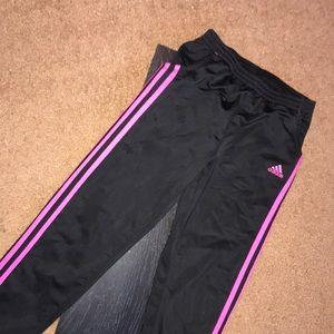 Girls adidas sweatpants